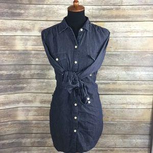 Levi's denim tunic